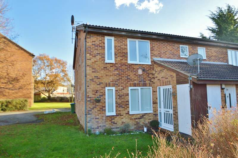 Flat for sale in Locks Heath