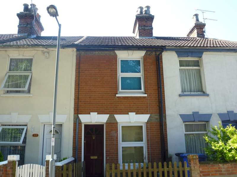3 Bedrooms Terraced House for rent in Ainslie Road, Ipswich