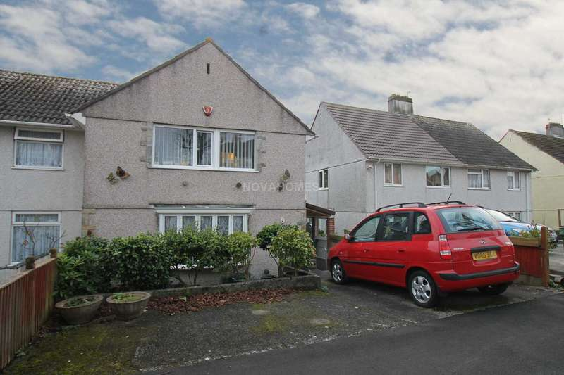 3 Bedrooms Semi Detached House for sale in Wanstead Grove, Plymouth, PL5 2LY