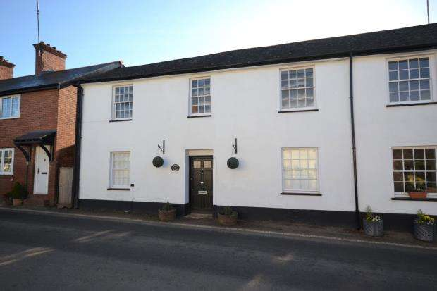 3 Bedrooms Terraced House for sale in Fore Street, Otterton, Budleigh Salterton, Devon