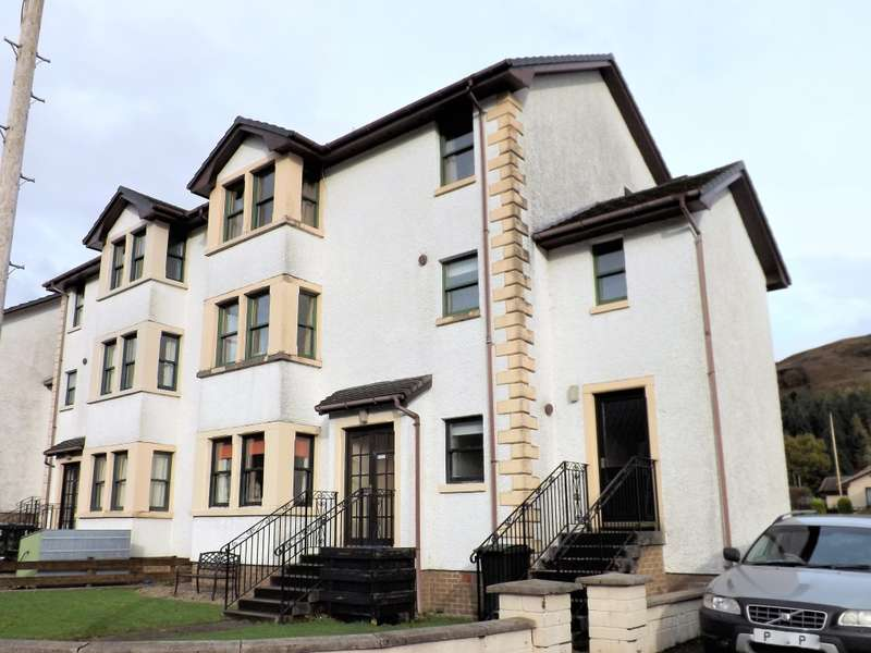 3 Bedrooms Apartment Flat for sale in 10 LOCHGOILHEAD APARTMENTS , Cairndow, PA24 8AA