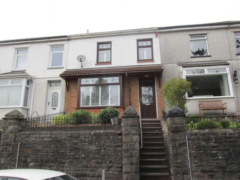 3 Bedrooms Terraced House for sale in Fernhill Terrace, Treharris