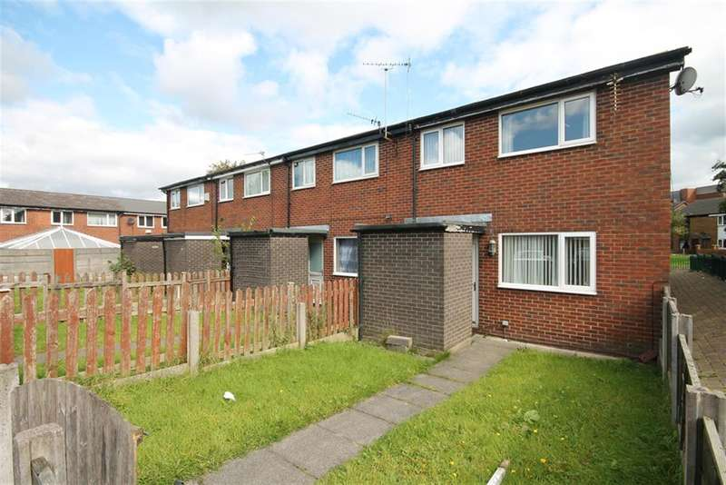 3 Bedrooms End Of Terrace House for sale in Evesham Walk, Deane, Bolton, BL3 5AZ