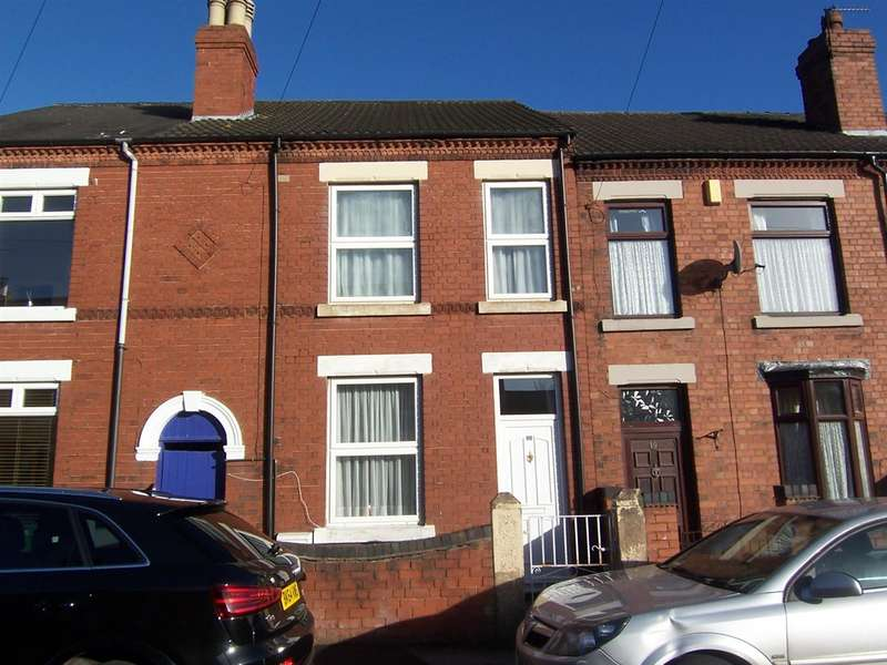 3 Bedrooms Terraced House for sale in Burnthouse Road, Heanor