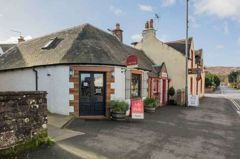 Shop Commercial for sale in Shore Road, Brodick, Isle of Arran, KA27 8AJ