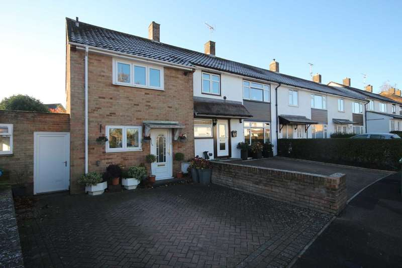 2 Bedrooms End Of Terrace House for sale in Merryhill Road, Priestwood