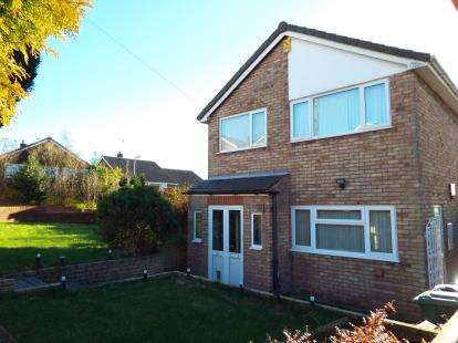 3 Bedrooms Detached House for sale in Thornhill Road, Hednesford, Staffordshire