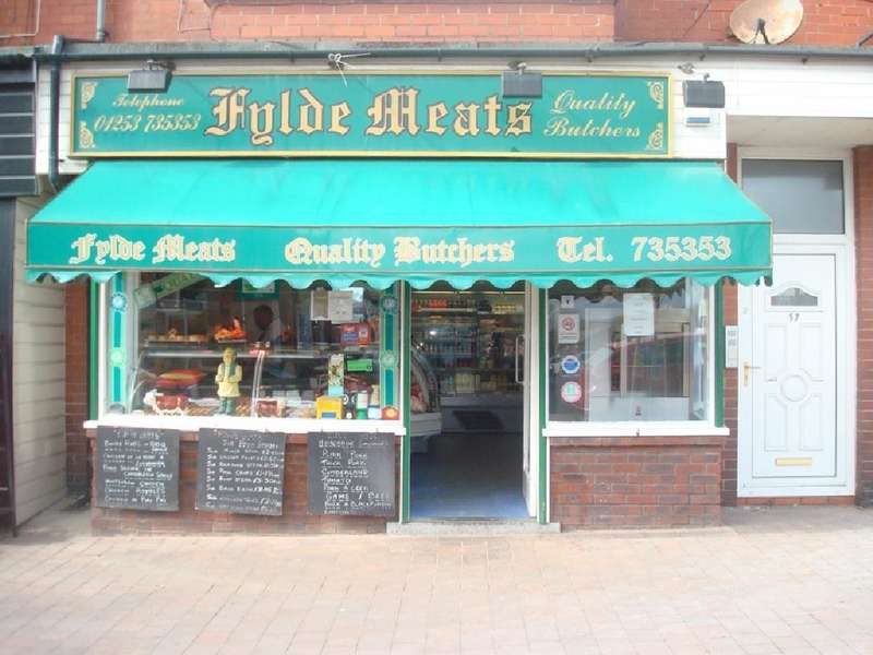 Retail Property (high Street) Commercial for sale in Woodlands Road, Ansdell, FY8 1DA