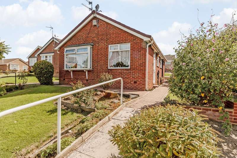 3 Bedrooms Bungalow for sale in Thorpe Drive, Waterthorpe, Sheffield, South Yorkshire S20 7JU