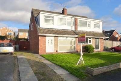 3 Bedrooms Semi Detached House for rent in Somerville Close, Bromborough
