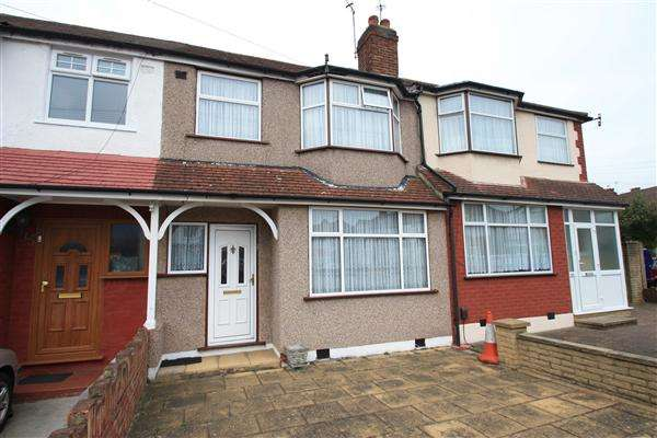 3 Bedrooms Terraced House for sale in Rhyl Road, PERIVALE