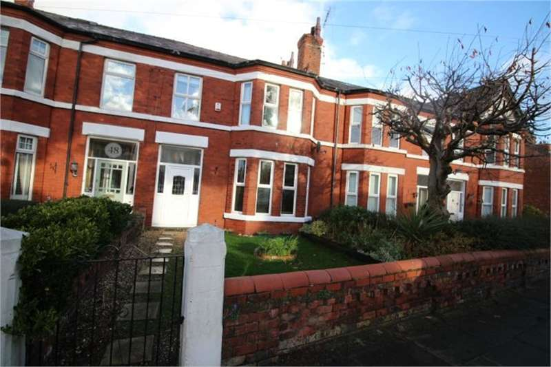 4 Bedrooms Terraced House for sale in Cambridge Road, Crosby, LIVERPOOL, Merseyside