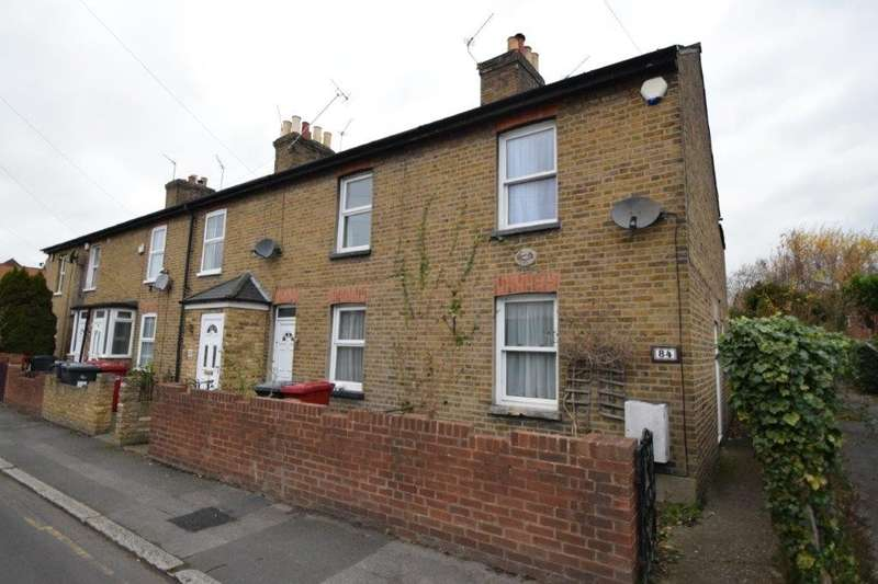 2 Bedrooms End Of Terrace House for sale in Upton Road, Slough, SL1