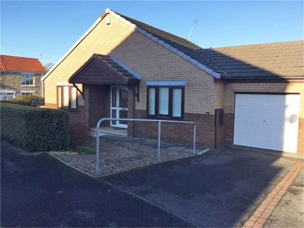2 Bedrooms Detached Bungalow for sale in Garth Meadows, High Etherley, Bishop Auckland, Durham