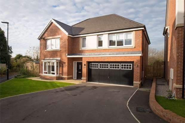 5 Bedrooms Detached House for sale in Hornbeam Close, Durham