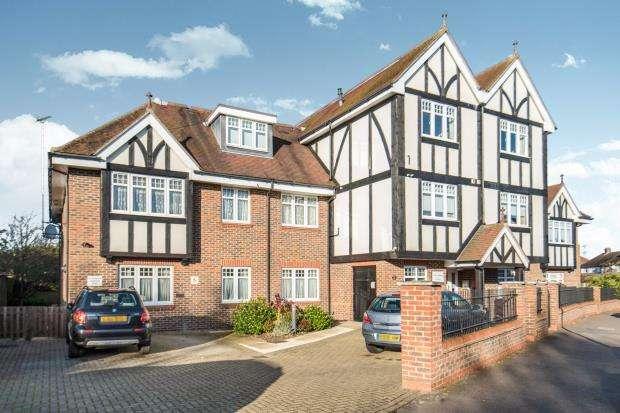 1 Bedroom Flat for sale in 77 Green Lane, Worcester Park, Surrey