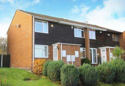 2 Bedrooms Town House for sale in Meadowcroft Glade, Westfield, Sheffield, South Yorkshire