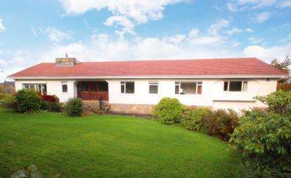 5 Bedrooms Bungalow for sale in Prieston Road, Bridge Of Weir
