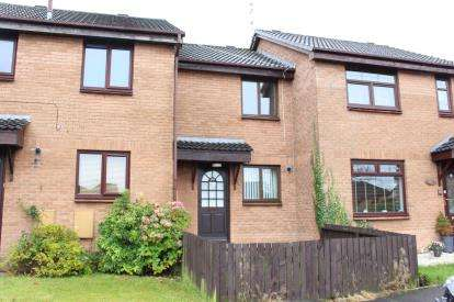 2 Bedrooms Terraced House for sale in Coats Drive, Paisley