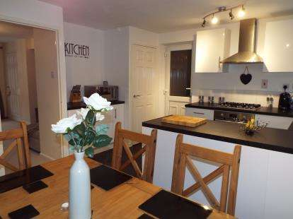 3 Bedrooms Detached House for sale in Chancery Drive, Hednesford, Staffordshire