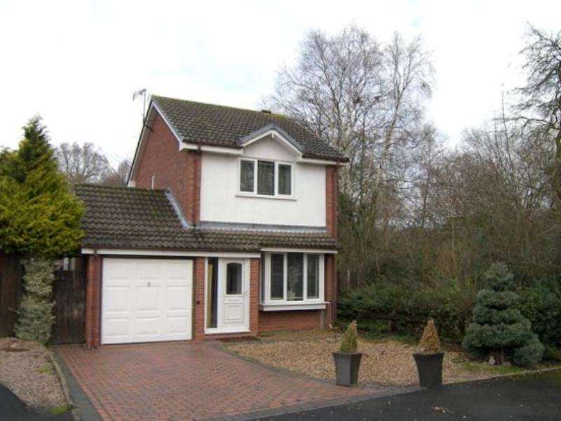 2 Bedrooms Detached House for rent in Needhill Close, Knowle, Solihull, B93