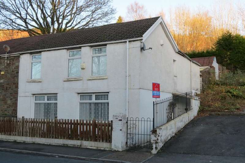 4 Bedrooms Semi Detached House for sale in Partridge Road, Llwynypia, Tonypandy, CF40 2SL