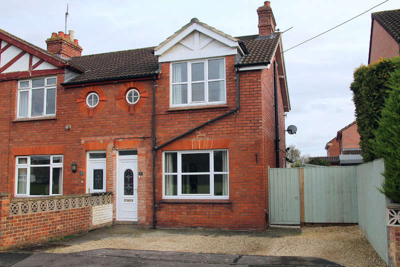 3 Bedrooms End Of Terrace House for sale in Roundpond, Melksham