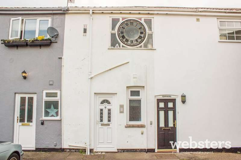 1 Bedroom Terraced House for sale in Cambridge Street, Norwich NR2