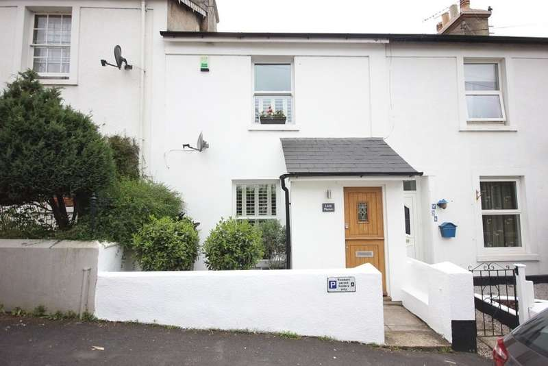 3 Bedrooms Terraced House for sale in St Leonards Road, Newton Abbot