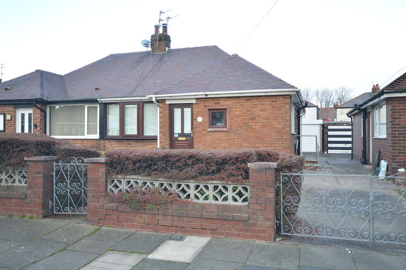 2 Bedrooms Semi Detached Bungalow for rent in Kinross Crescent, Marton