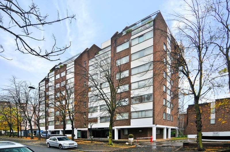 3 Bedrooms Apartment Flat for sale in Hall Road, London, London, NW8
