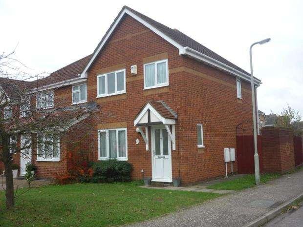 3 Bedrooms Detached House for rent in Hillesden Avenue, Elstow