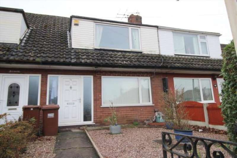 2 Bedrooms Terraced House for sale in Golden Hill Lane, Leyland, PR25