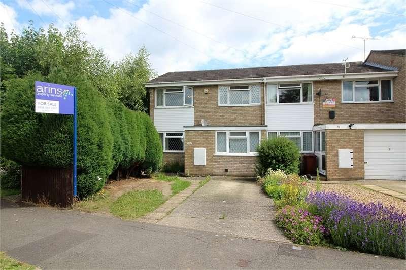 3 Bedrooms End Of Terrace House for sale in Corwen Road, Tilehurst, READING, Berkshire