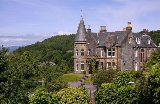 9 Bedrooms Detached House for sale in Greystones, Dalriach Road, OBAN, Argyll and Bute
