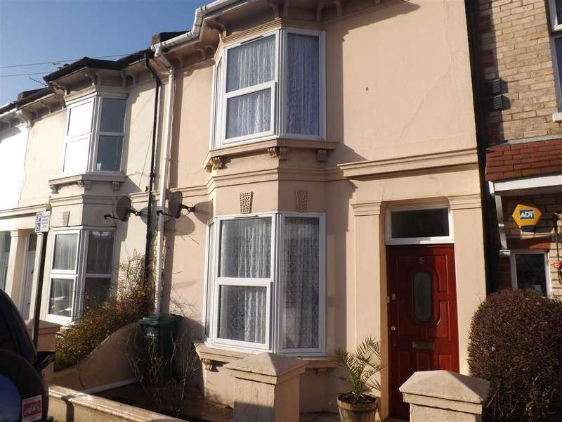 3 Bedrooms Terraced House for rent in Abinger Road, Portslade