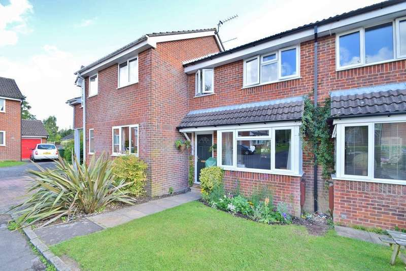 3 Bedrooms Terraced House for sale in South Wonston