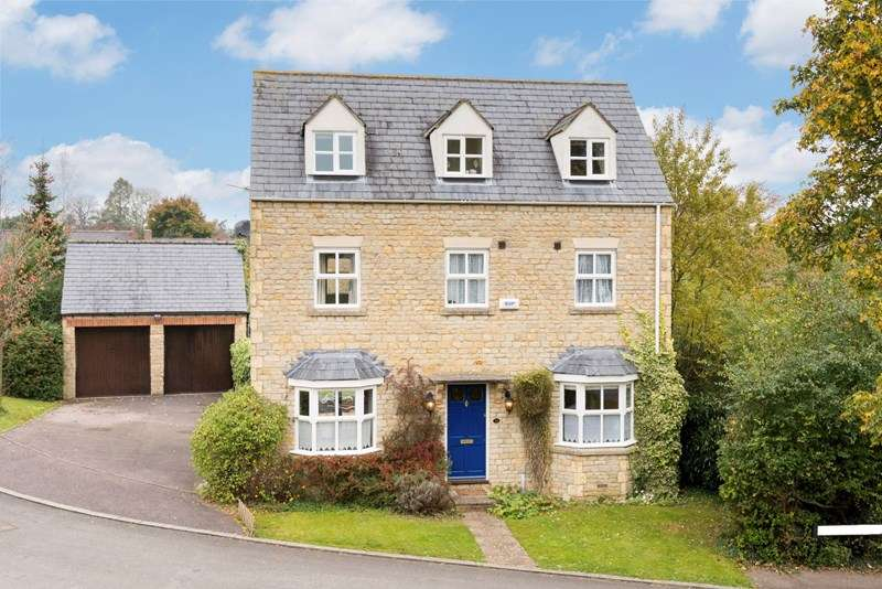 4 Bedrooms Detached House for sale in Lawrence Fields, Steeple Aston, Bicester