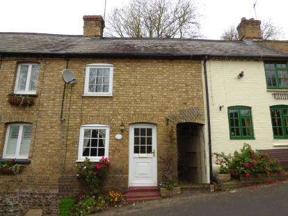 2 Bedrooms Terraced House for sale in Church Road, Bow Brickhill, Milton Keynes, Buckinghamshire