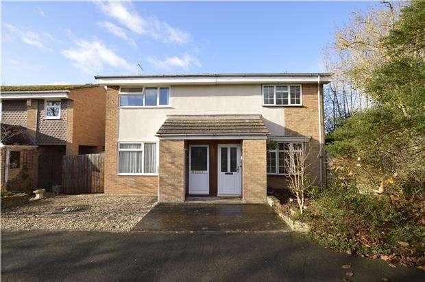 3 Bedrooms Semi Detached House for sale in Oldacre Drive, Bishops Cleeve, GL52 8DE