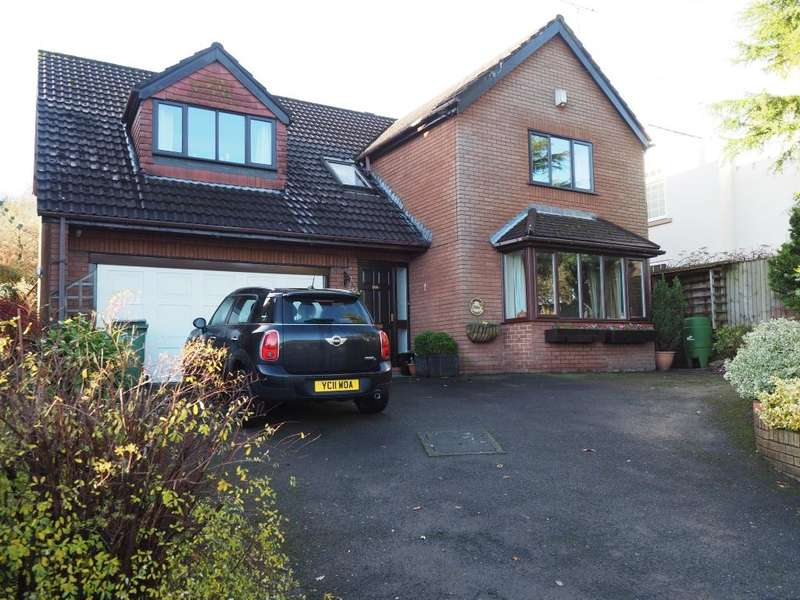 4 Bedrooms Detached House for sale in Strines Road, Strines, Stockport, SK6 7GB