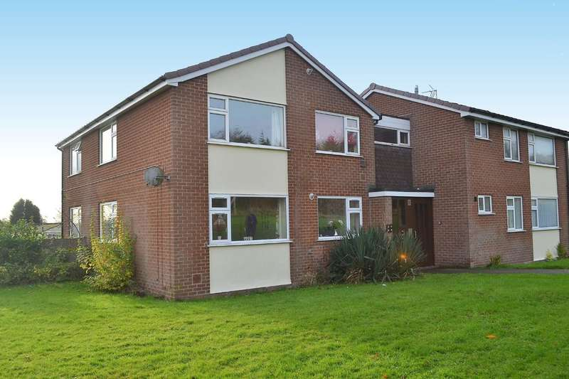 2 Bedrooms Ground Flat for sale in Matthews Walk, Lichfield