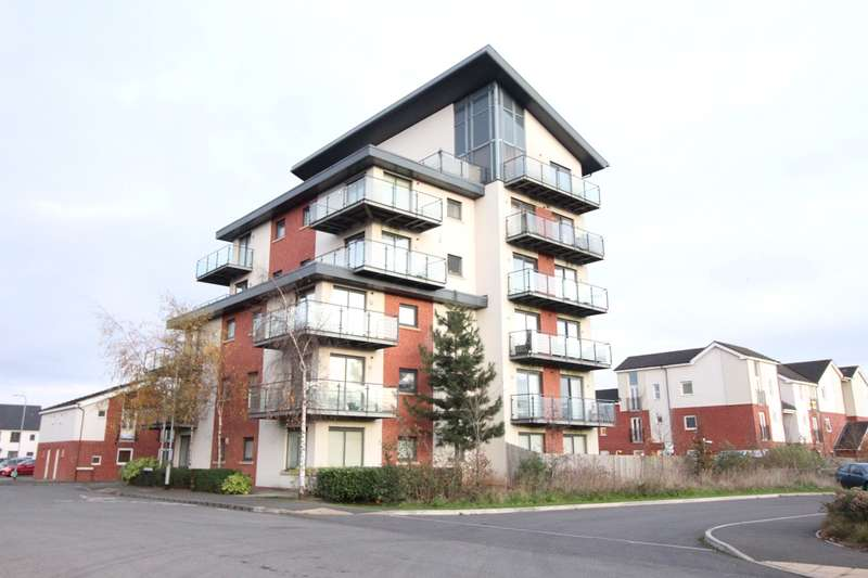 1 Bedroom Penthouse Flat for sale in Ariel Close, Newport, NP20