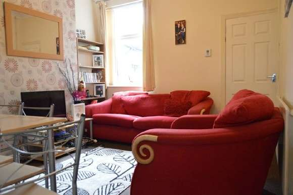4 Bedrooms Terraced House for rent in Clare Street, Basford, Stoke-On-Trent
