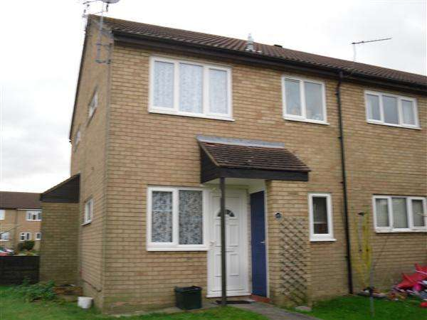 1 Bedroom End Of Terrace House for rent in Orwell Drive, Aylesbury