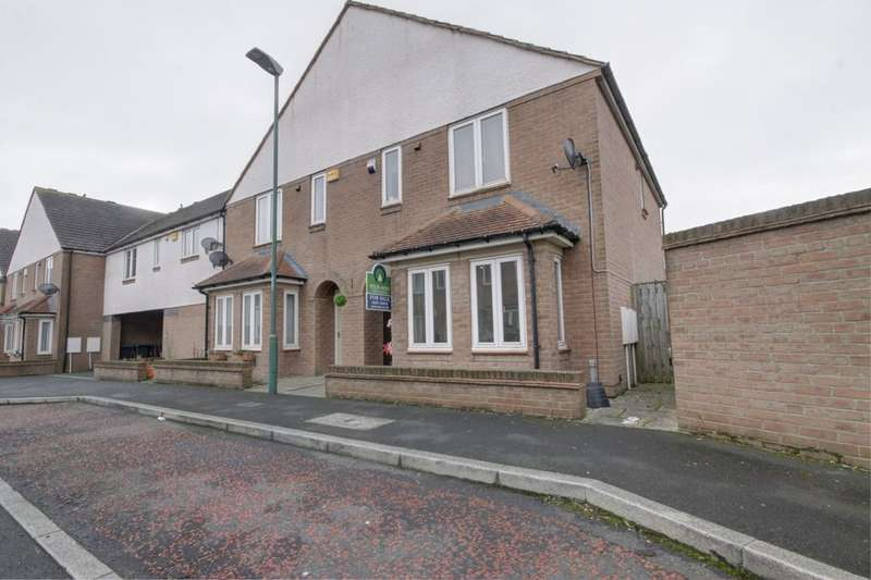 3 Bedrooms Semi Detached House for sale in Rosemary Close, Consett, DH8