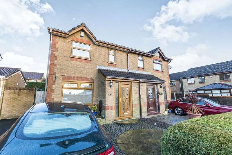 3 Bedrooms Semi Detached House for rent in Eddleston Street, Ashton-In-Makerfield, Wigan, WN4