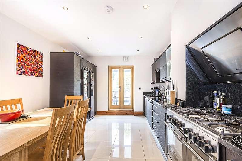 2 Bedrooms Flat for sale in Hambalt Road, London, SW4