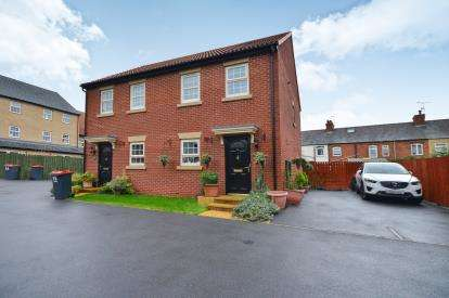 2 Bedrooms Semi Detached House for sale in Windmill Close, Sutton-in-Ashfield