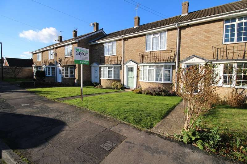 2 Bedrooms Terraced House for sale in Clovers End, Horsham